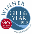 Giftware Association - Shortlisted Gift Of The Year 2010